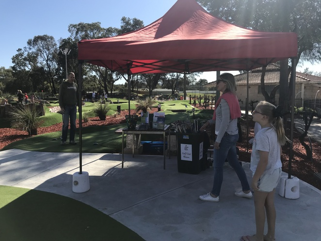vines mini golf, best mini golf perth, things to do in the swan valley, school holiday ideas, the vines golf club, vines resort special offers, adventure golf, mini golf swan valley, family fun day out perth