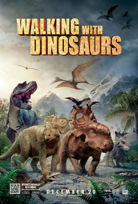 What do do during school holidays Adelaide. Walking With Dinosaurs free movie tickets
