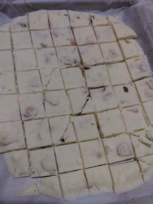 White chocolate, sugar free, recipe, sweets, treats, low carb, life carbohydrate, LCHF, keto