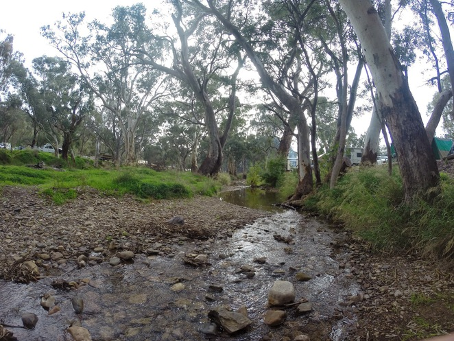 Willochra Creek, Willochra Plain, Goyders Line, Melrose, Wilmington, Quorn, Hawker, Heysen Trail, Mawson Trail