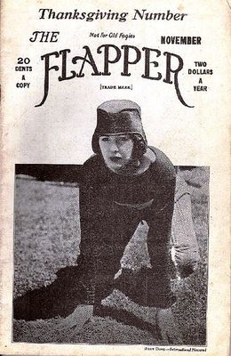 The Flapper Magazine, November 1922