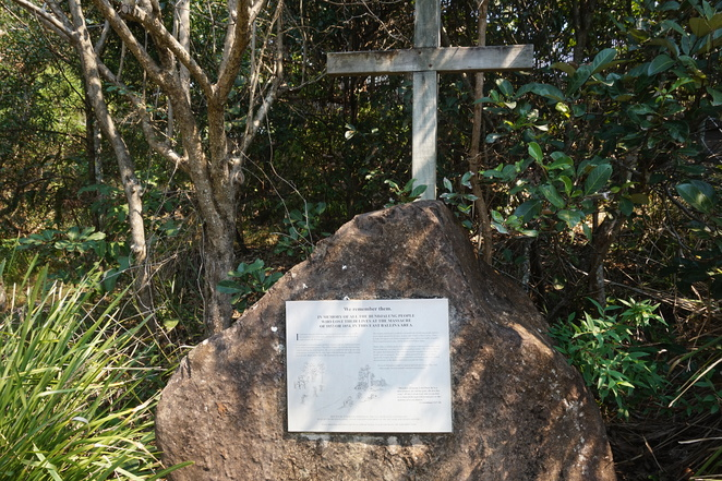 Aboriginal Massacre Memorial, East Ballina