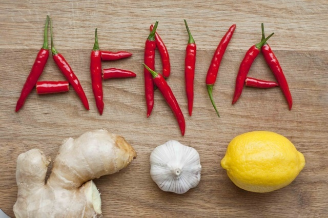 African,food