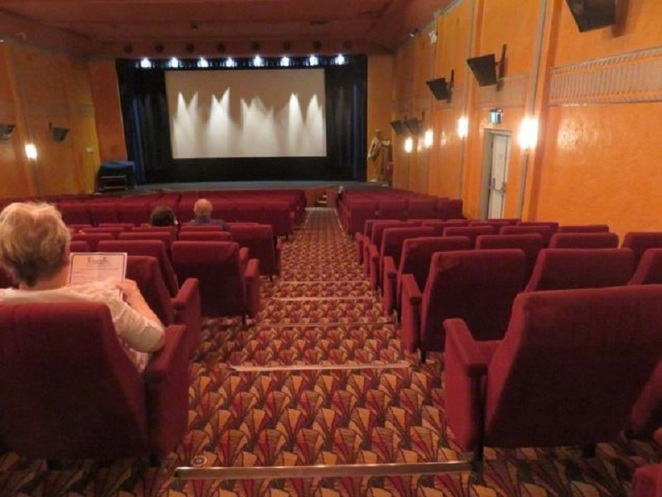 best suburban cinemas sydney