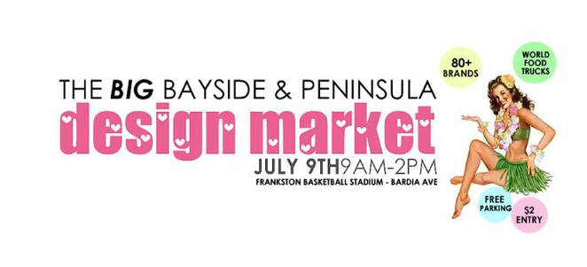 Big Bayside and Peninsula Design Market, Mermaid Sorority