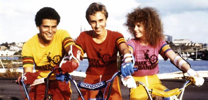 bmx bandits, national film and sound archives, school holiday movies, nicole kidman, winter, july, 2018, events, classics, movies,