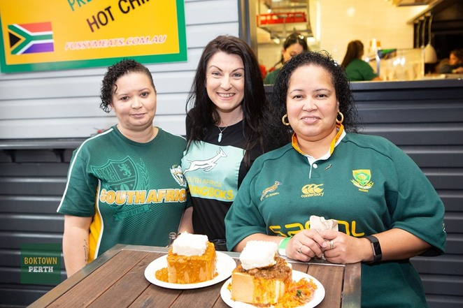 Boktown Perth Food