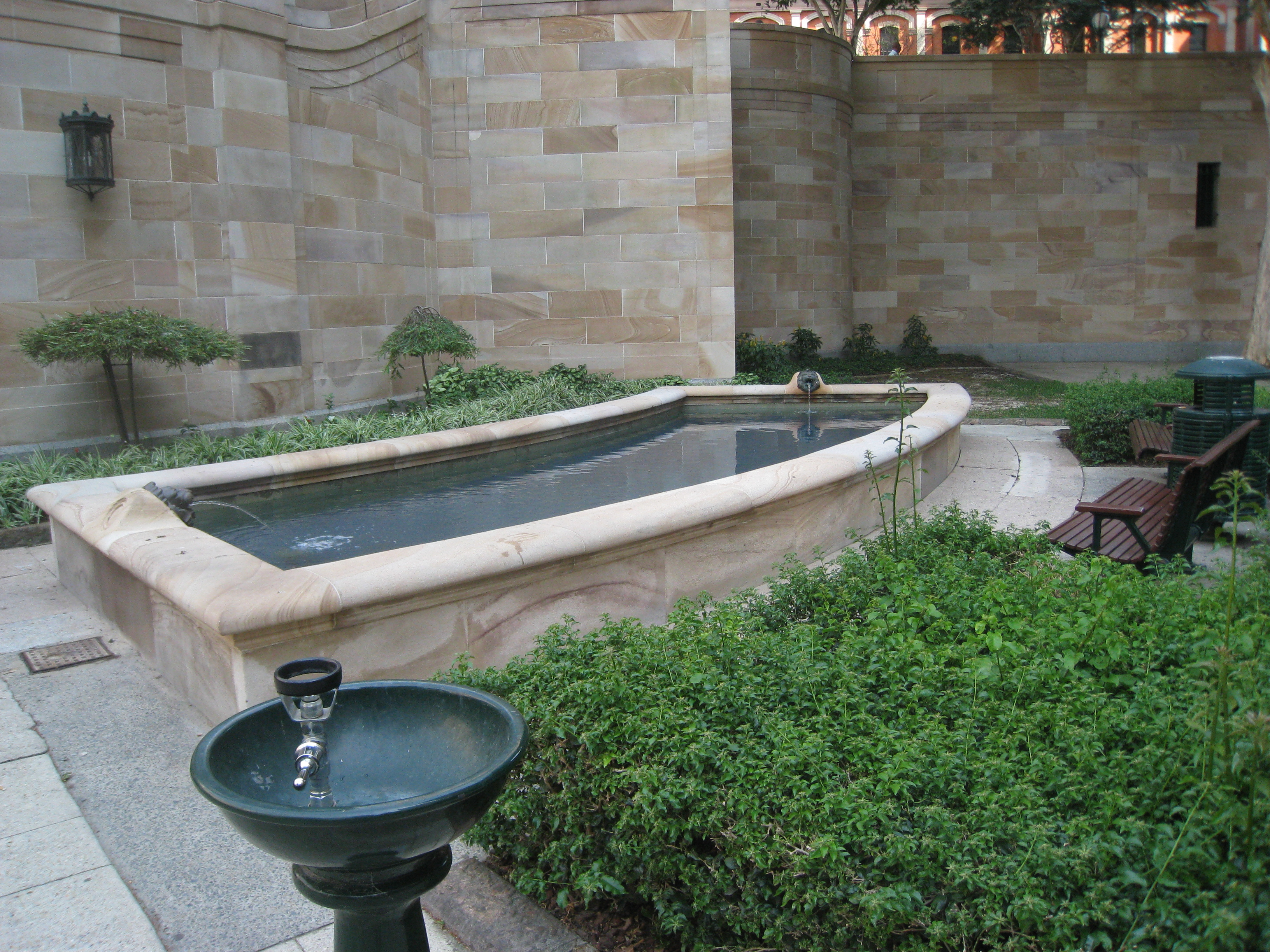 5 Fantastic Brisbane City Water Features And Fountains Brisbane