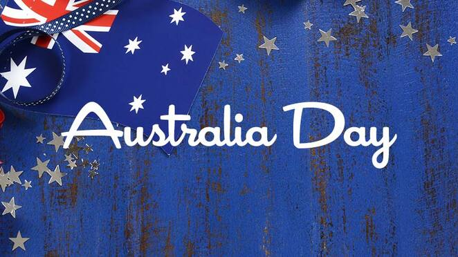 Celebrate Australia Day The Grove Sports Club, free, family friendly, meat pie eating competition, thong thronwing