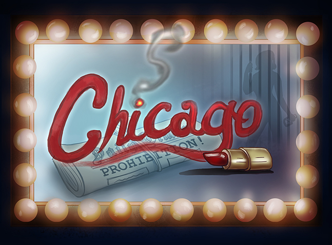 Chicago musical in Adelaide