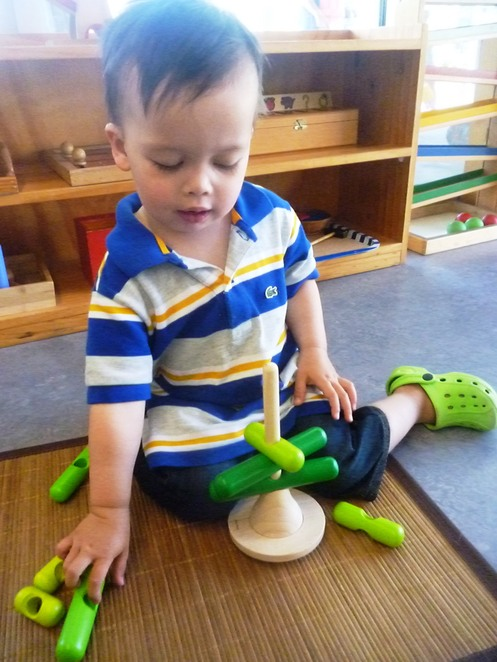 Classes and Activities for young children in Canberra