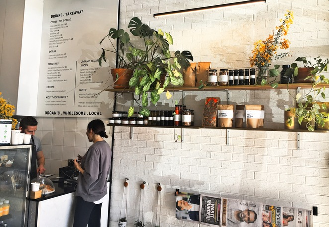 Coffee, produce, Marrickville, cafe