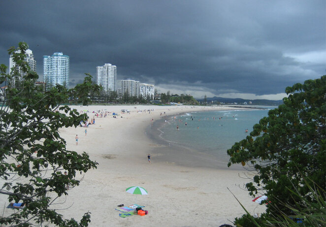 Coolangatta is the family friendly relaxed alternative to Surfers Paradise