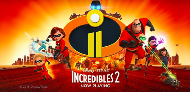 Disney-Pixar's The Incredibles 2, Immersive Zone at Karrinyup, Karrinyup Shopping Centre, Perth School Holidays, Perth School holiday activities, Karrinyup School Holiday Activities, July School Holidays