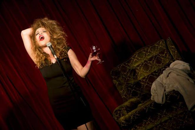 dr sugar, natasha york, review, these things take wine, comedy, comedian, cabaret show, comedy show, entertainment, night life, bar.