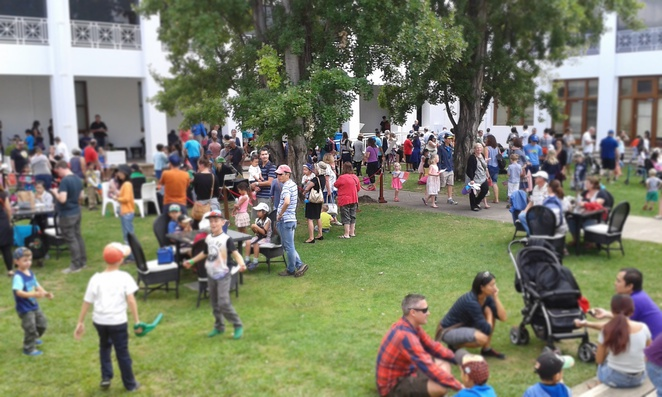easter egg hunt, old parliament house, canberra, ACT, easter, kids, childrens, events, family friendly,