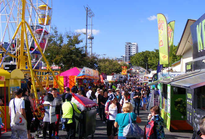The Ekka crowds are infamous, but you can beat them if you know how