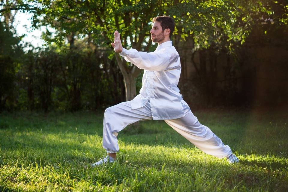 Free Tai Chi Classes - Growing Older and Living Dangerously (GOLD