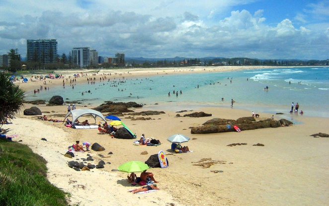 Gold Coast is a popular family and tourist destination