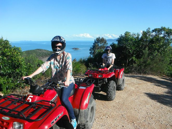 Hamilton Island, Quad Bike, ATV