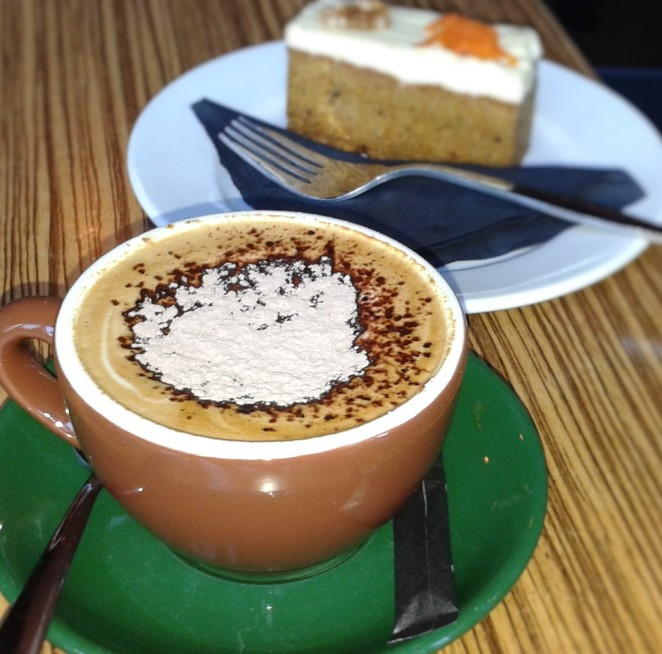 hideout, canberra, ACT, best coffee, cafes, breakfast, lunch, barton, hidden cafes in canberra, takeaway coffee,