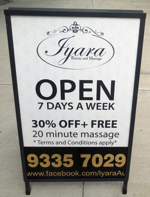 Iyara Beauty and Massage
