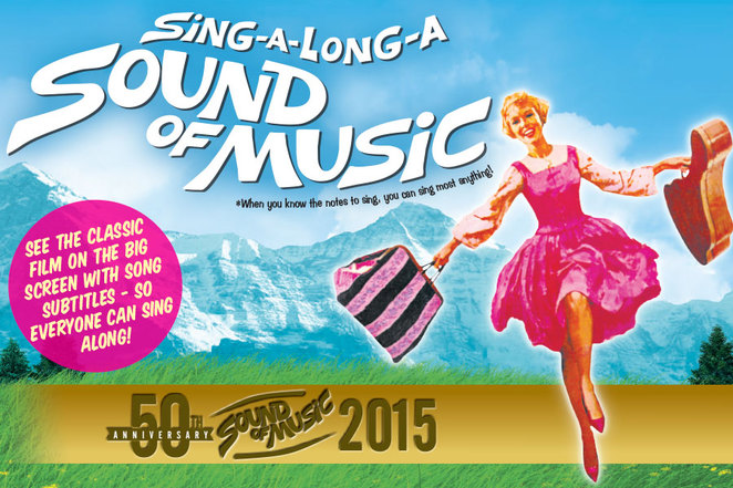 sound of music singalong melbourne