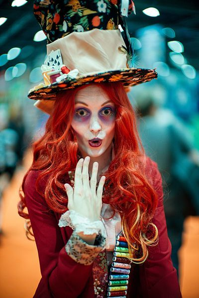 Mad Hatter, Mad Hatter Day, Lewis Carroll, Alice in Wonderland, holidays in October, quirky holidays in October