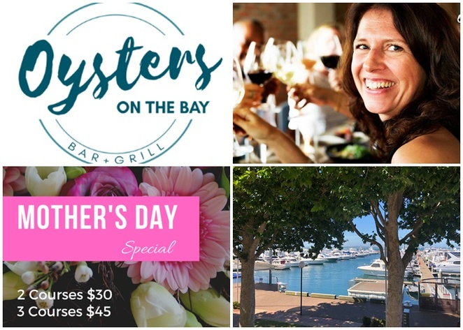 oysters on the bay, nelson bay, mothers day, 2019, things to do, lunch, dinner, views, restaurants with views, mothers day events, nelson bay events, mum,s mothers day lunch,