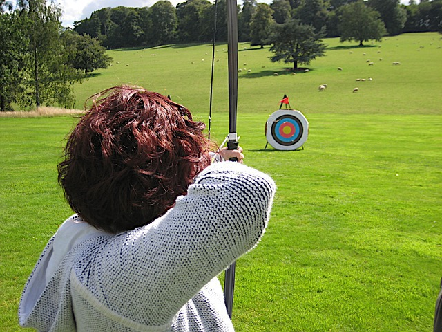 Pan Am Games 2015, Archery, sports, Parapan Am Games, bows and arrows
