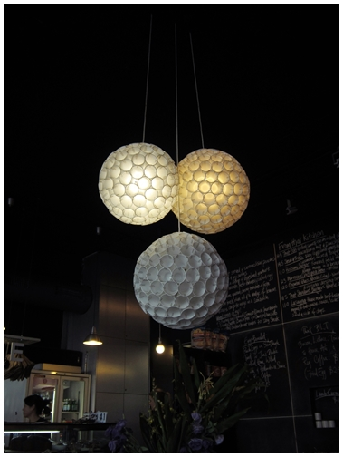 plastic cup lamp shade, paper cup lamp shade