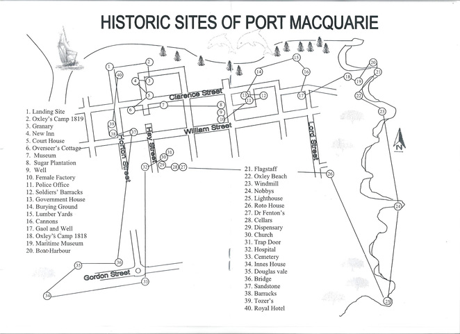 Port Macquarie, Holidays, Beaches, Shopping, Things to Do and See, History, Convicts, Day Trips