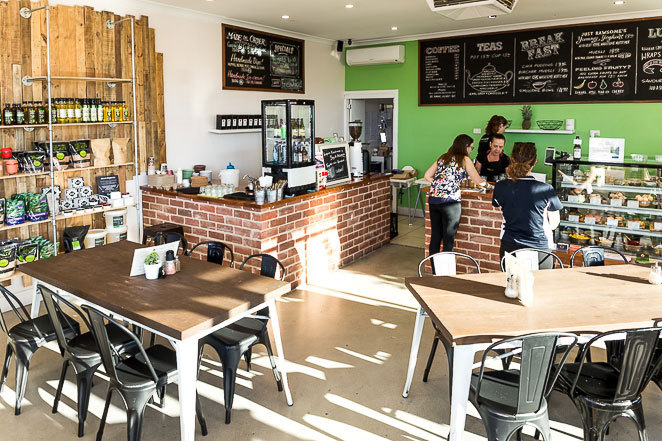 Raw & More Nourishing cafe is location at Findon in Adelaide and supplies nutritious and delicious vegan and vegetarian food.