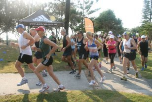 Ready, set... Parkrun/image from Parkrun Kawana Facebook