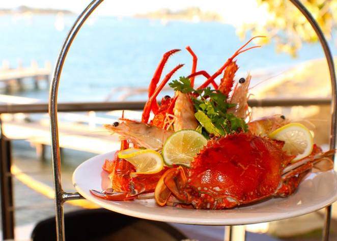 Redmanna Waterfront Restaurant Mandurah