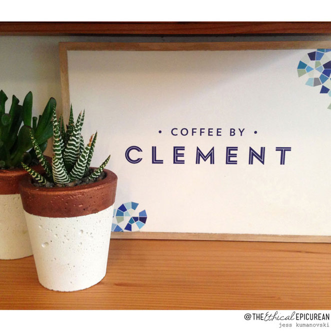 slater st bench, melbourne, snacks, cakes, dessert, food, clement coffee, coffee