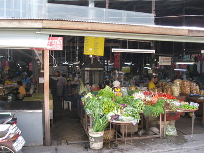 Sompet Market, Chiang Mai