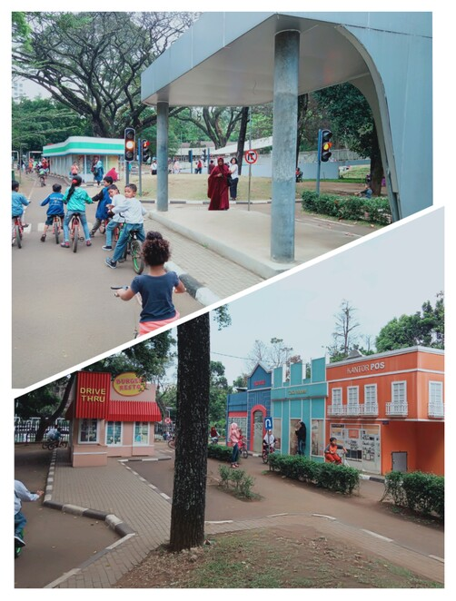 Taman, Lalu, Bike, Tinas, Traffic, Park, Bandung, Fun, Children, Kids, Play, Swim, Swimming, Pool, Cheap, Day, Out