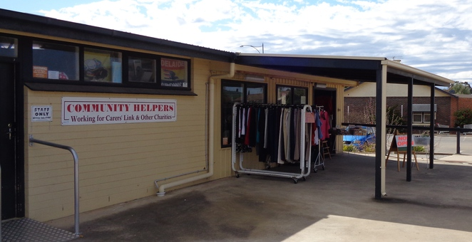 Tanunda Community Helpers Op shop Barossa Valley