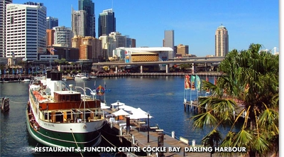 the south steyne, darling harbour, australia day