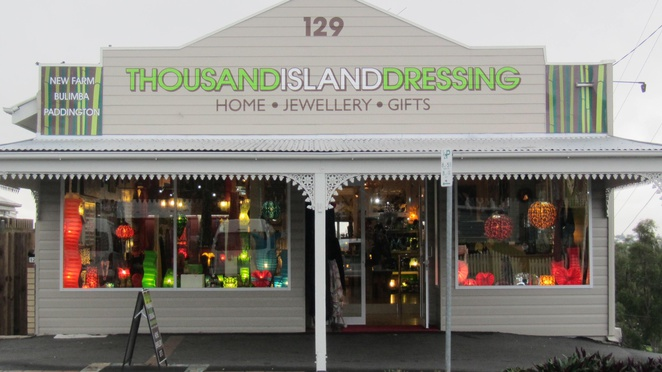 Thousand Island Dressing Paddington gifts jewellery homeware Mother's Day