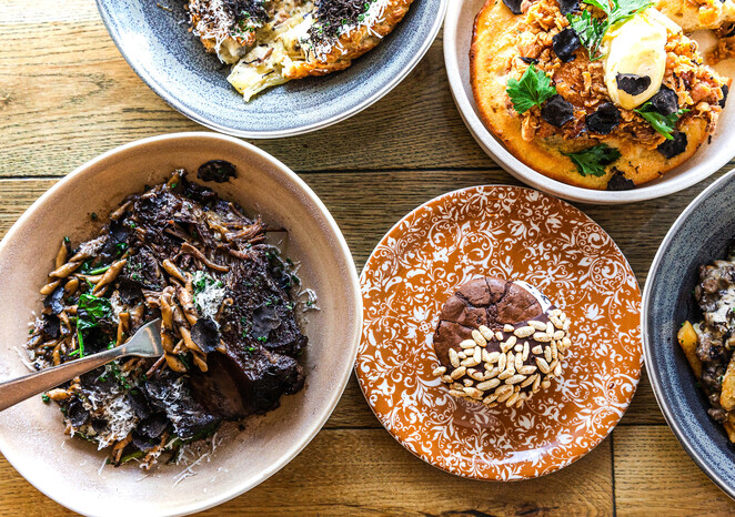 Truffle, Egmont honey, Goodfields, eatery, north shore, casual dining, café, Lindfield, truffle menu, lunch, brunch, coffee, eat in, breakfast.