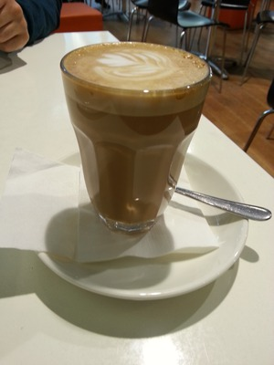 At Viva Espresso, their coffee is the star of the show.