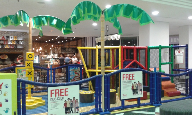 woden shopping centre, woden, canberra, pirate ship, indoor play centres, canberra, ACT, best parks in woden,