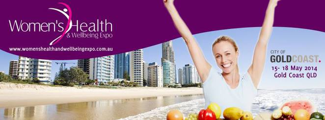 womens health expo,wellbeing expo,robina,gold coast,kate james,