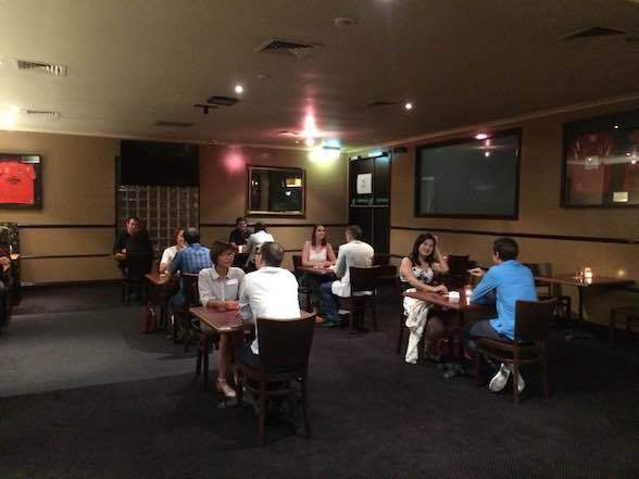 speed dating brisbane