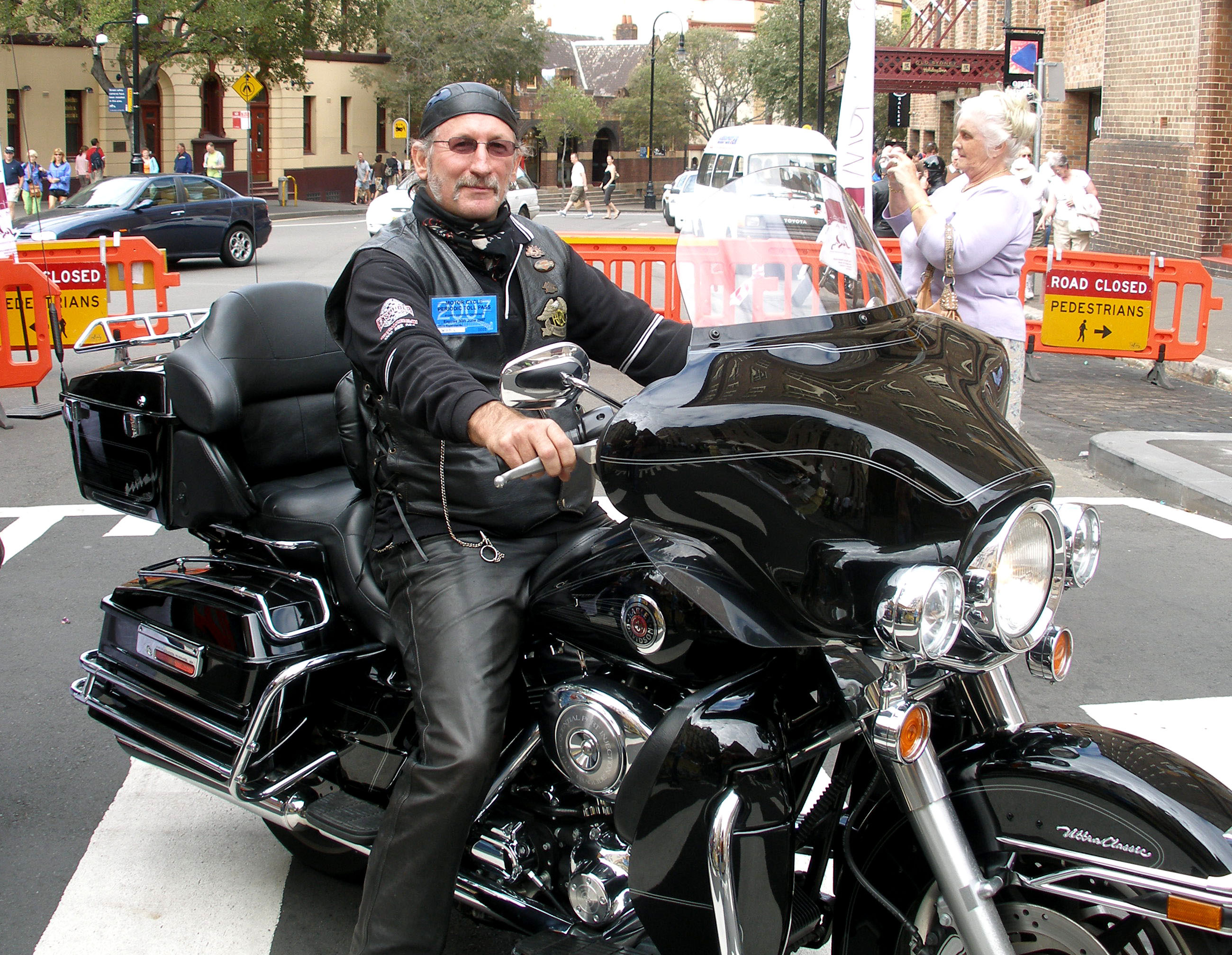 Easy Rider Motorcycle Tours Sydney