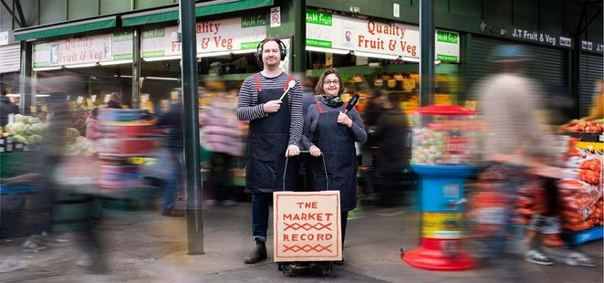 an audible journey from kitchen to preston market, community event, fun things to do, preston market online tour, shop from home, online shopping, the market record, audio journey of preston parket, darebin fuse program, narrative journey, food knowledge
