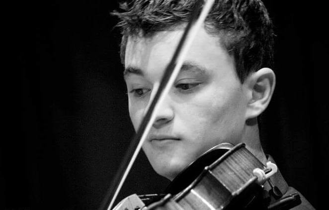 Andrew Hathway, sunshine coast, montville, young musician festival, classical music
