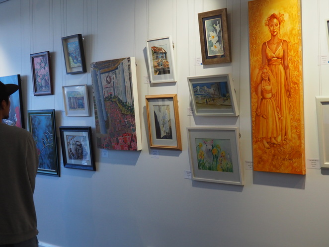 artworks, Old Fire Station Gallery